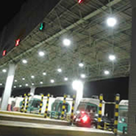 Luminarias LED para Industrias y Naves Industriales